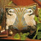 Swans Cushion Panel Needlepoint Kit additional 2