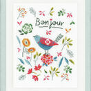 Flower Bird Cross Stitch Kit additional 2