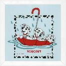 Disney Dalmatians Birth Sampler Cross Stitch Kit additional 2