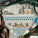 Heart Of Winter Cross Stitch Kit additional 1