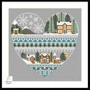 Heart Of Winter Cross Stitch Kit additional 2