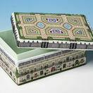 Kensington Square Box 3D Cross Stitch Kit additional 1