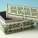 Country House Box 3D Cross Stitch Kit additional 1