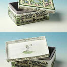 Country House Box 3D Cross Stitch Kit additional 2
