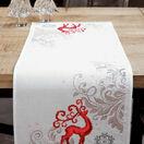 Reindeer Table Runner Cross Stitch Kit additional 3