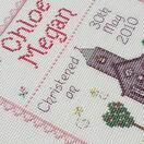 Christening By Nia Cross Stitch Kit additional 4