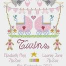 Twins Cross Stitch Kit additional 5