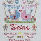 Twins Cross Stitch Kit additional 2