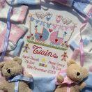 Twins Cross Stitch Kit additional 1