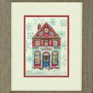 Holiday Home Cross Stitch Kit additional 2