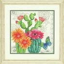 Cactus Blooms Cross Stitch Kit additional 2