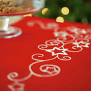 Stars & Swirls Embroidery Table Runner Kit additional 2