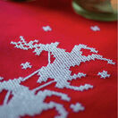 Sleigh Table Runner Embroidery Kit additional 2