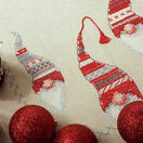Christmas Elves Embroidery Table Runner Kit additional 2