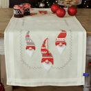 Christmas Elves Embroidery Table Runner Kit additional 1