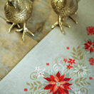 Christmas Motif Embroidery Table Runner Kit additional 2