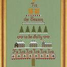 Christmas Tree Cross Stitch Kit additional 3