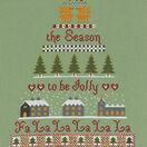 Christmas Tree Cross Stitch Kit additional 2