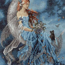 Wind Moon Fairy Cross Stitch Kit additional 1