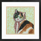 Mama Cat Cross Stitch Kit additional 2
