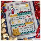 Sun, Sea And Sand Cross Stitch Kit additional 1