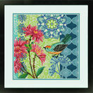 Blue Floral Tapestry Kit additional 2