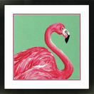 Pink Flamingo Tapestry Kit additional 2