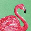 Pink Flamingo Tapestry Kit additional 1