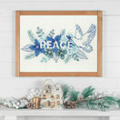 Peace Embroidery Kit additional 2