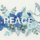 Peace Embroidery Kit additional 1