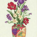 Elegant Floral Embroidery Kit additional 1