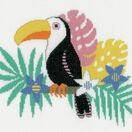Bright Toucan Cross Stitch Kit additional 1