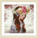 The Day When Flowers Cross Stitch Kit additional 2