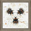 Bee Happy Cross Stitch Kit by Bree Merryn additional 2