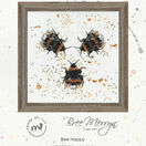 Bee Happy Cross Stitch Kit by Bree Merryn additional 3