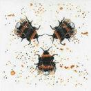 Bee Happy Cross Stitch Kit by Bree Merryn additional 1