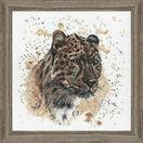 Layla The Leopard Cross Stitch Kit by Bree Merryn additional 2