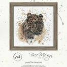Layla The Leopard Cross Stitch Kit by Bree Merryn additional 3
