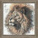 Lex The Lion Cross Stitch Kit by Bree Merryn additional 2