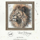 Lex The Lion Cross Stitch Kit by Bree Merryn additional 3