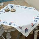 Maritime Tablecloth Cross Stitch Kit additional 1