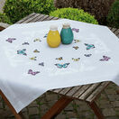 Butterfly Dance Cross Stitch Tablecloth Kit additional 1