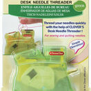 Desk Needle Threader - Green additional 2