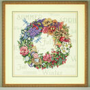 Wreath For All Seasons Cross Stitch Kit additional 2