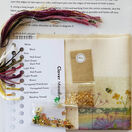 Clover Meadow Embroidery Kit additional 2