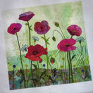 Poppy Meadow Embroidery Kit additional 2
