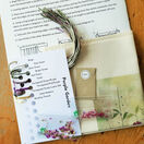 Purple Garden Embroidery Kit additional 5