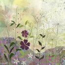 Purple Garden Embroidery Kit additional 4