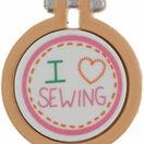 I Love Sewing Magnetic Needle Minder additional 2