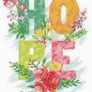 Hope Cross Stitch Kit additional 1